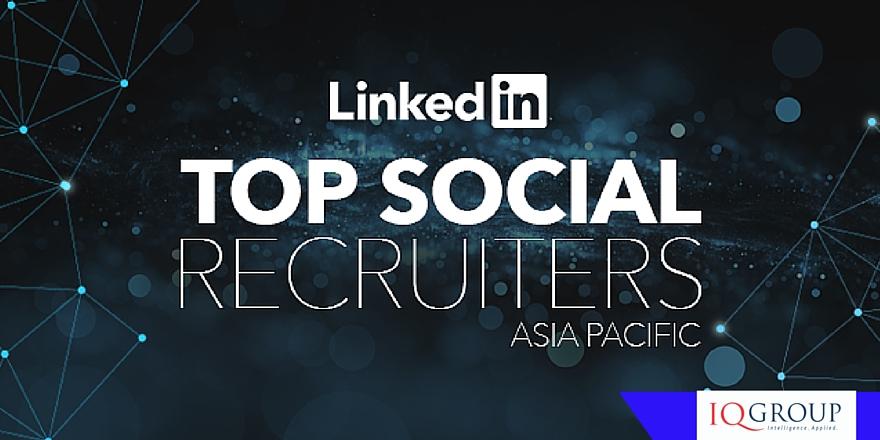 Our Top 50 Social Recruiter