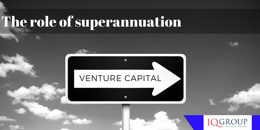 Investment in innovation, start-ups and venture capital by the superannuation industry
