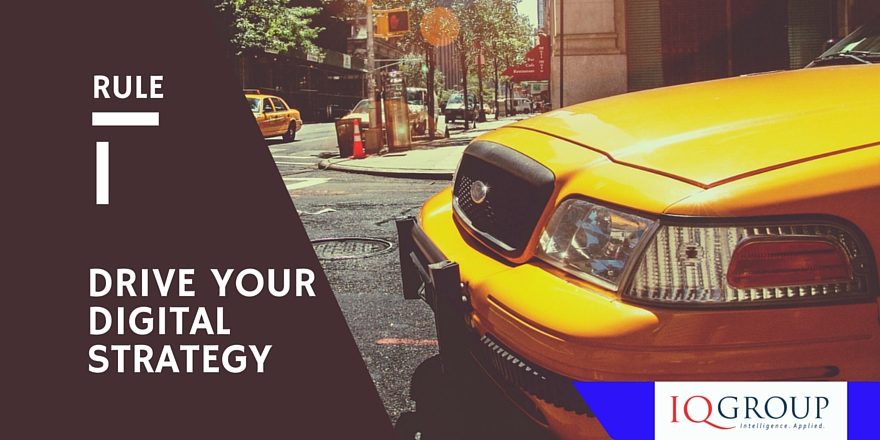 Drive Your Digital Strategy