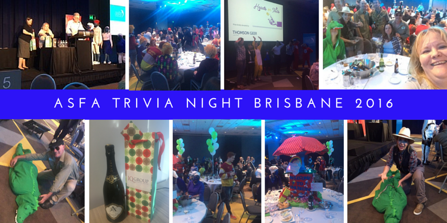 ASFA Trivia Night 2016