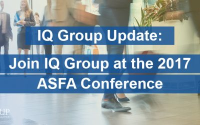 IQ Group is Attending ASFA 2017