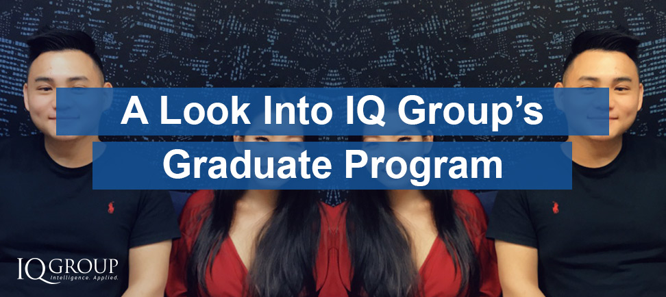 A Look Into IQ Group's Graduate Program