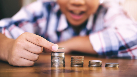 Teaching Kids About Money – A Personal Journey