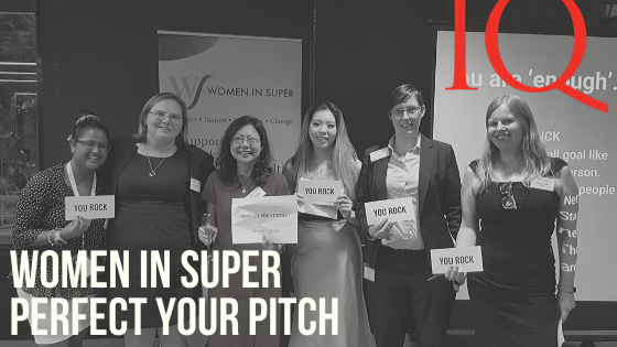 Pitch Perfect at IQ Group