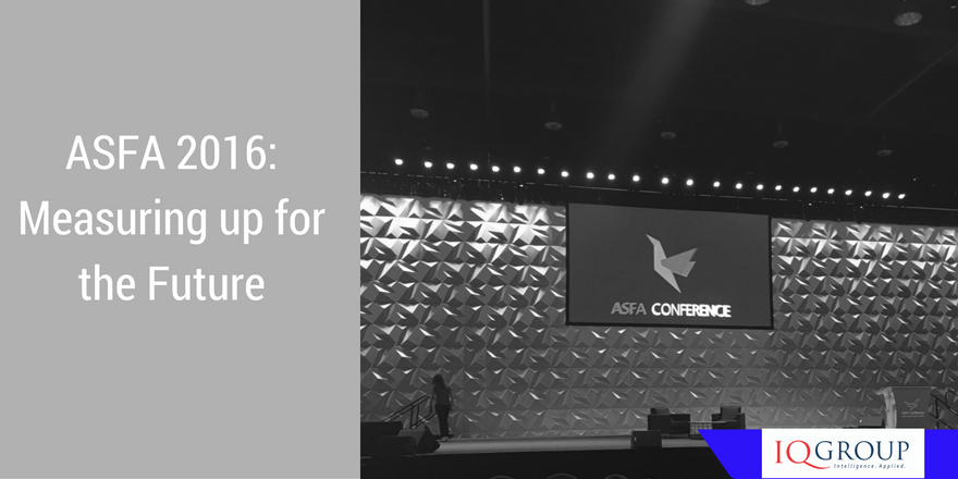 ASFA 2016: Measuring Up for the Future