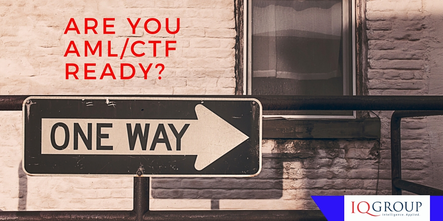 How Business-Ready is Your AML/CTF Program