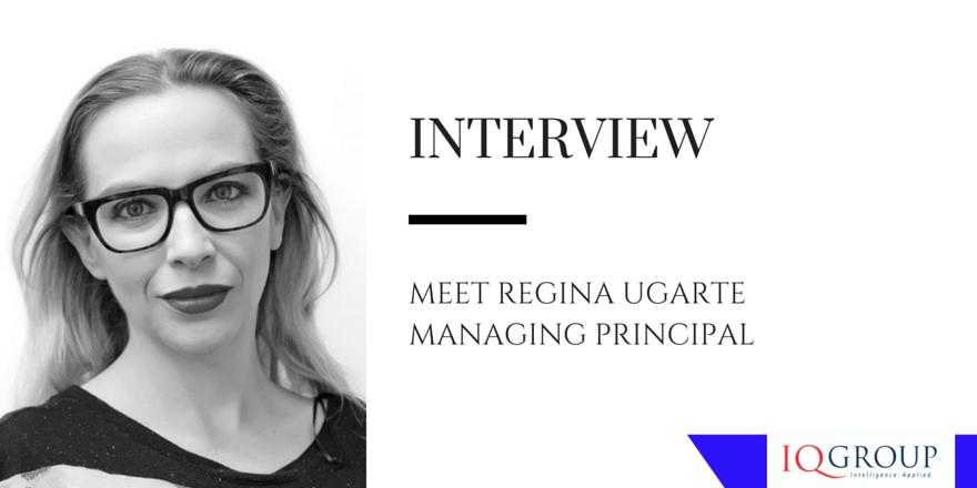 Meet Regina Ugarte, Managing Principal