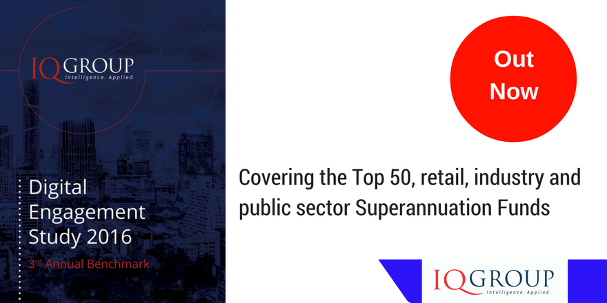 Covering the Top 50, retail, industry and public sector Superannuation Funds