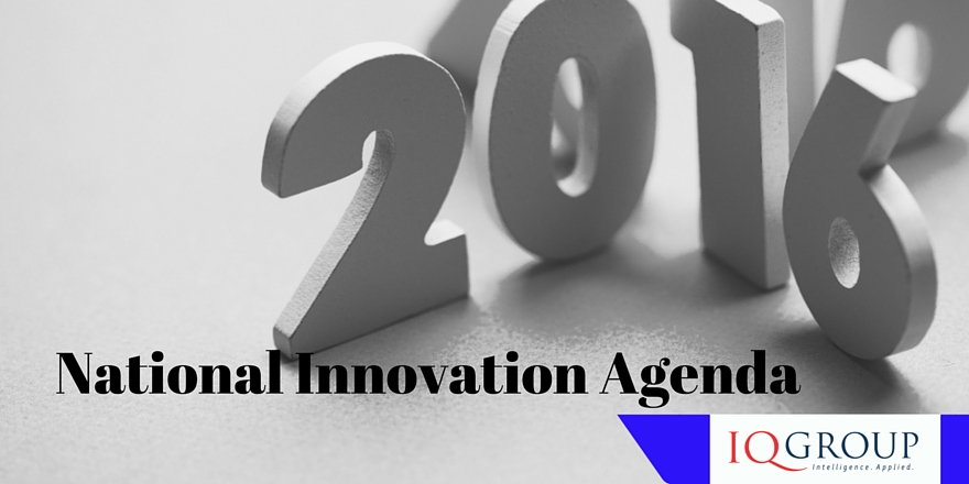 Our New National Innovation and Science Agenda