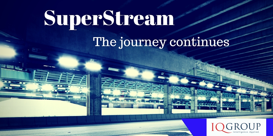 SuperStream – the pain before the gain