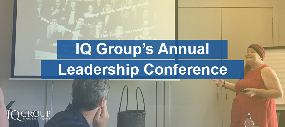 The Annual IQ Group Leadership Day
